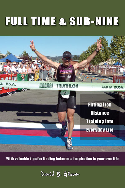 david glover full time sub-nine triathlon ironman