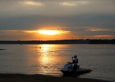 Chatfield Lake