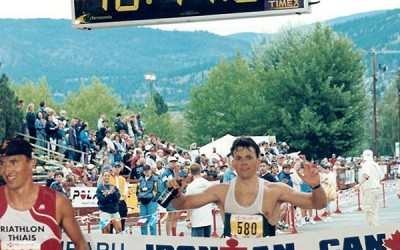 Lessons learned from my first IRONMAN finish – Ironman Canada in 1997
