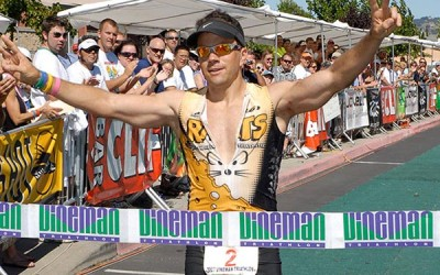 Triathlon Race Report – V is for Vineman and for Victory!