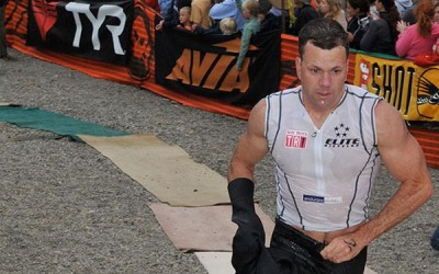 Vineman 4th place: The inner game of racing an Ironman Triathlon