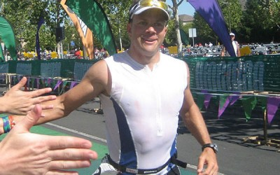 Reflecting back on Vineman Triathlon in 2010 – a beautiful race