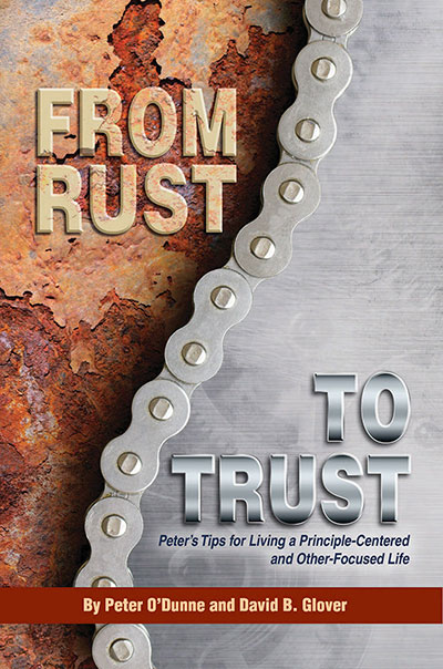 from rust to trust book cover