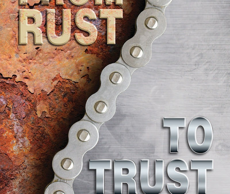 Announcing my new book: From Rust to Trust