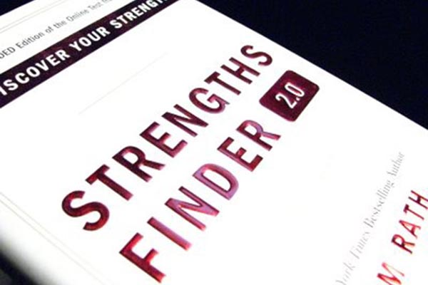 StrengthsFinder 2.0: My top 5 strengths (or talents)