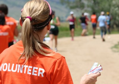 Aid Station Volunteer